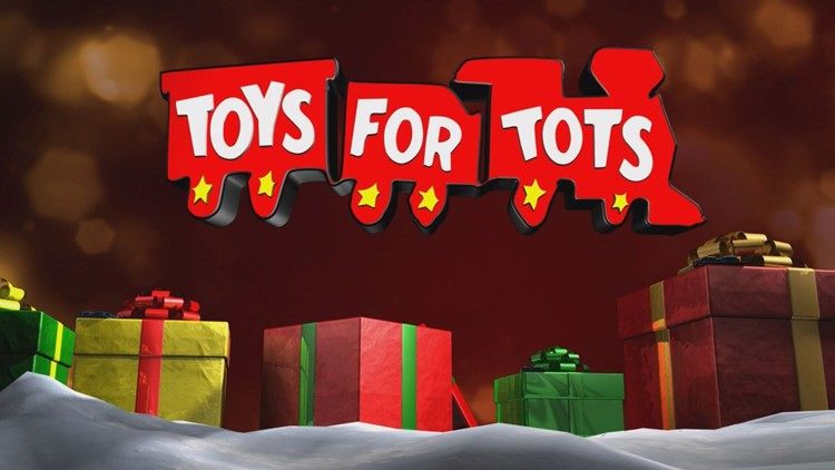 Toys For Tots Logo Designer
